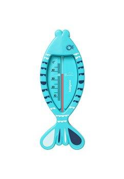 Termometru pentru baie, pestisor turcoaz
