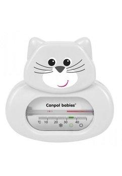 Termometru pentru baie, pisicuta, gri