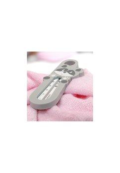 Termometru pentru baie, raton gri