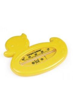 Termometru pentru baie, ratusca, galben