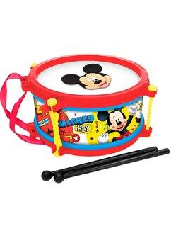 Toba, Mickey Mouse, rosie