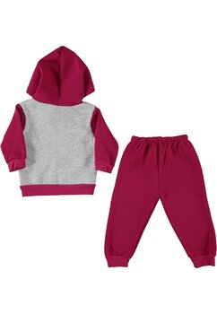 Trening bebe, Mamaruta, roz