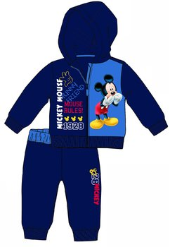Trening bebe, Mickey Mouse Rules, bluemarin