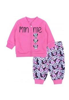Trening bebe, Minnie cu fundita, roz