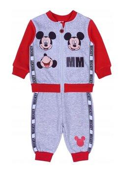 Trening bebe, MM Mickey, rosu
