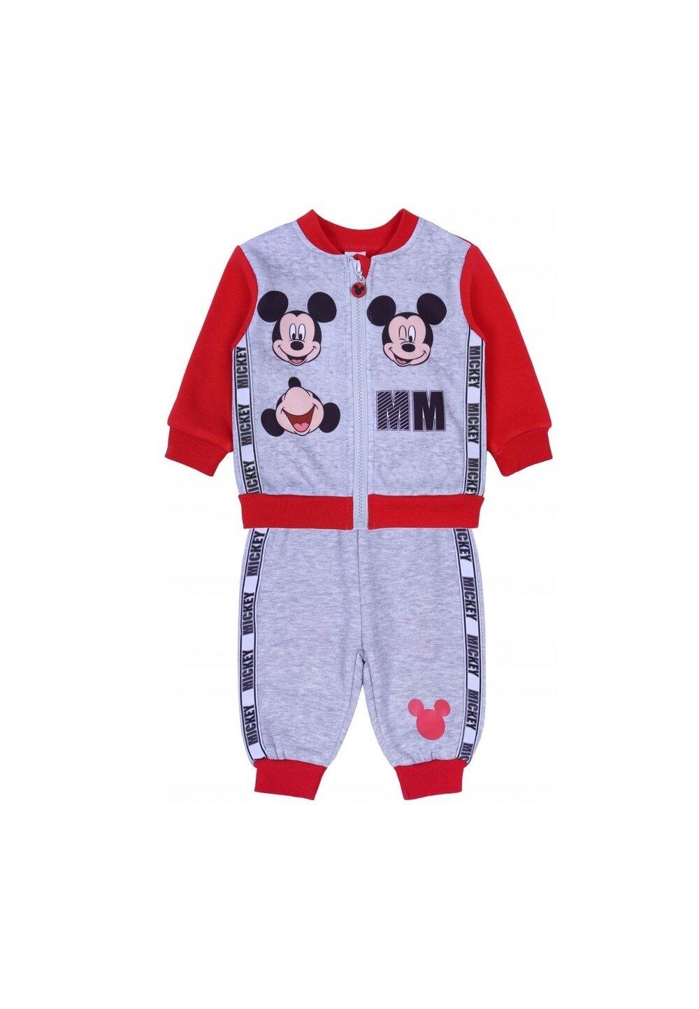Trening bebe, MM Mickey, rosu imagine
