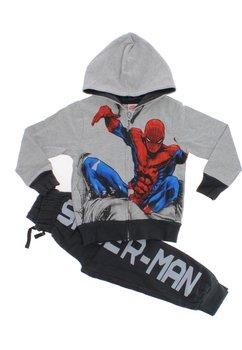 Trening Spider-Man, gri cu negru