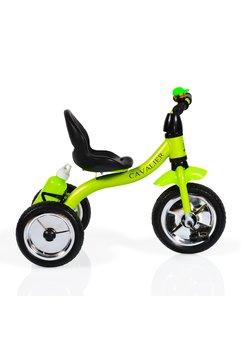 Tricicleta, verde, Cavalier