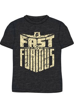 Tricou adulti, Fast and furious, gri