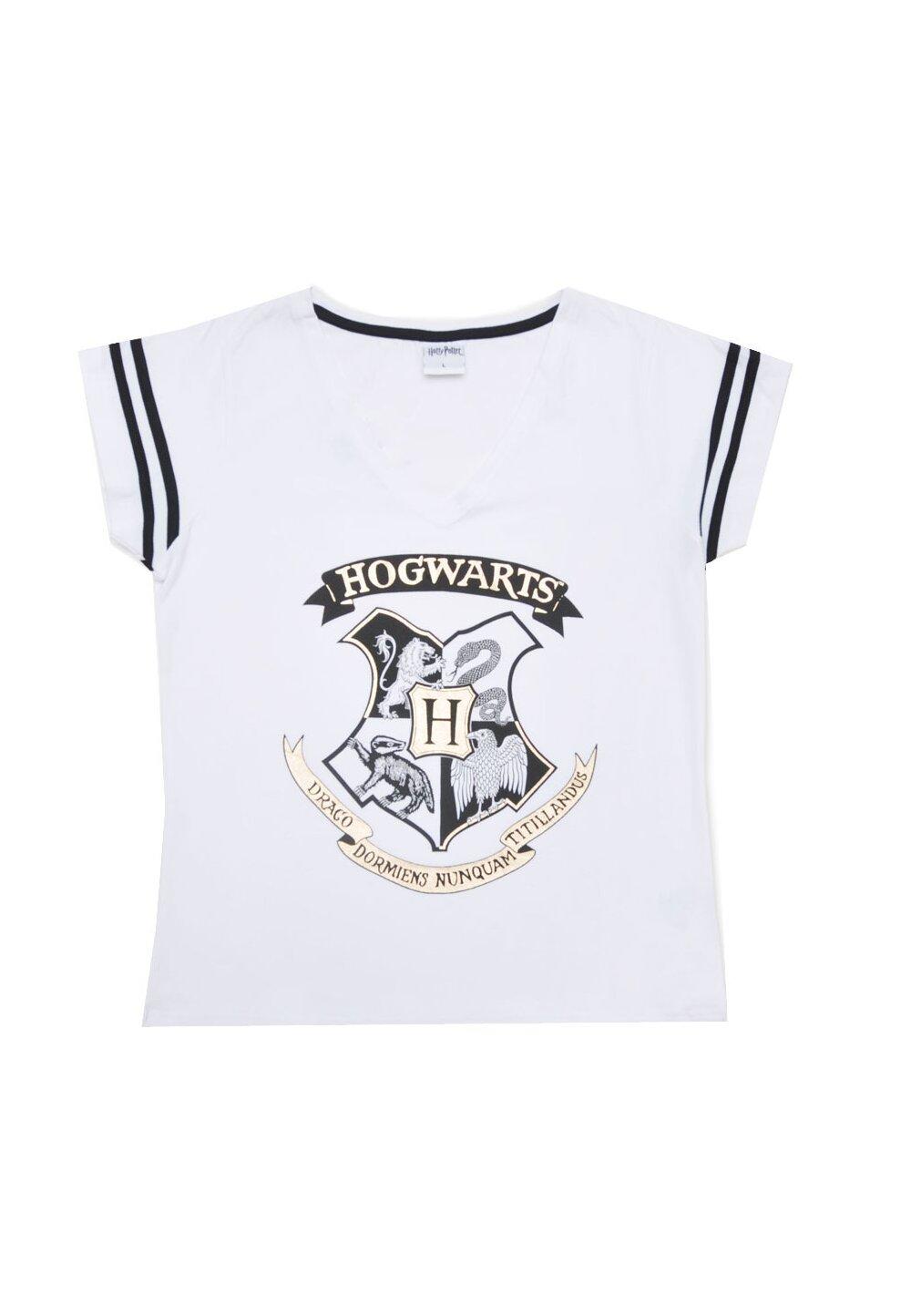 Tricou adulti, Harry Potter, alb