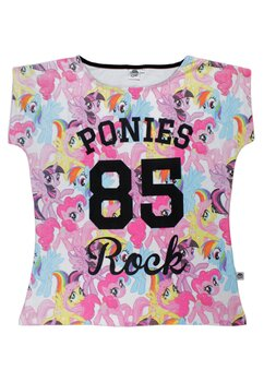 Tricou adulti, Pony, roz