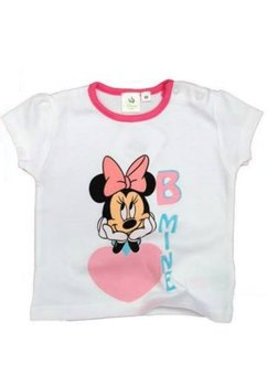 Tricou alb bebe Minnie 4949