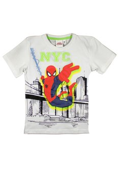 Tricou alb, Spider-Man, NYC
