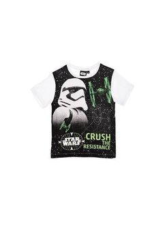 Tricou, alb, Star Wars