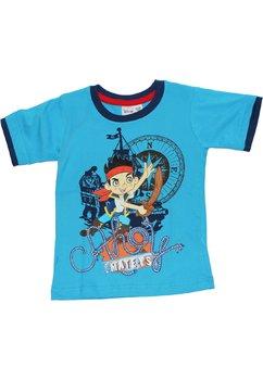 Tricou albastru Jake 1183