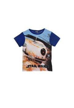Tricou, albastru, Star Wars
