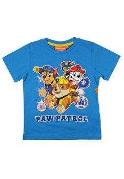 Tricou albastru, Top pups
