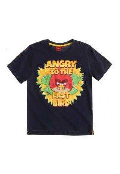 Tricou Angry Birds, bluemarin