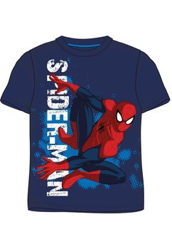 Tricou baieti,  Spiderman, bluemarin
