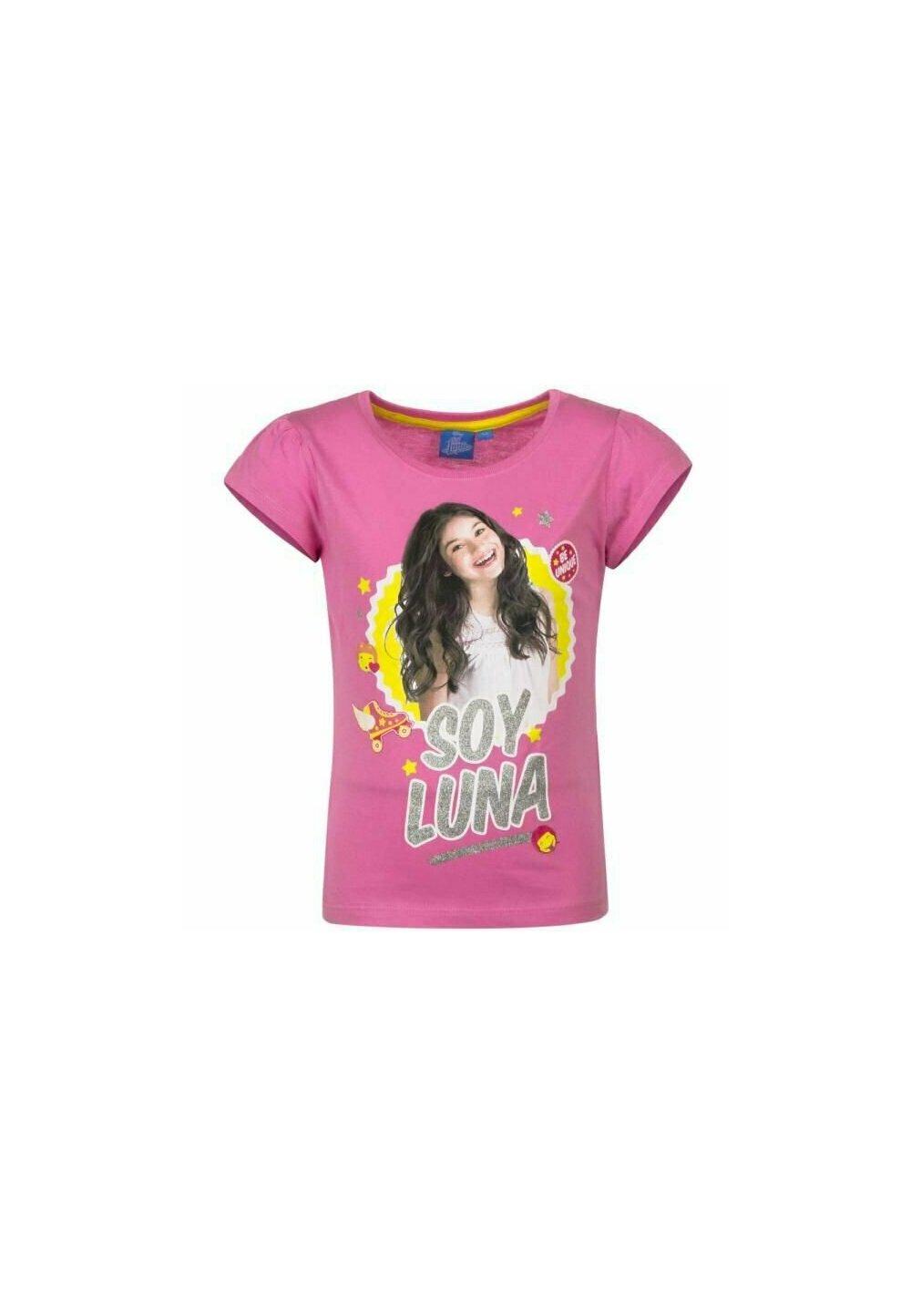 Tricou, Be unique, roz imagine