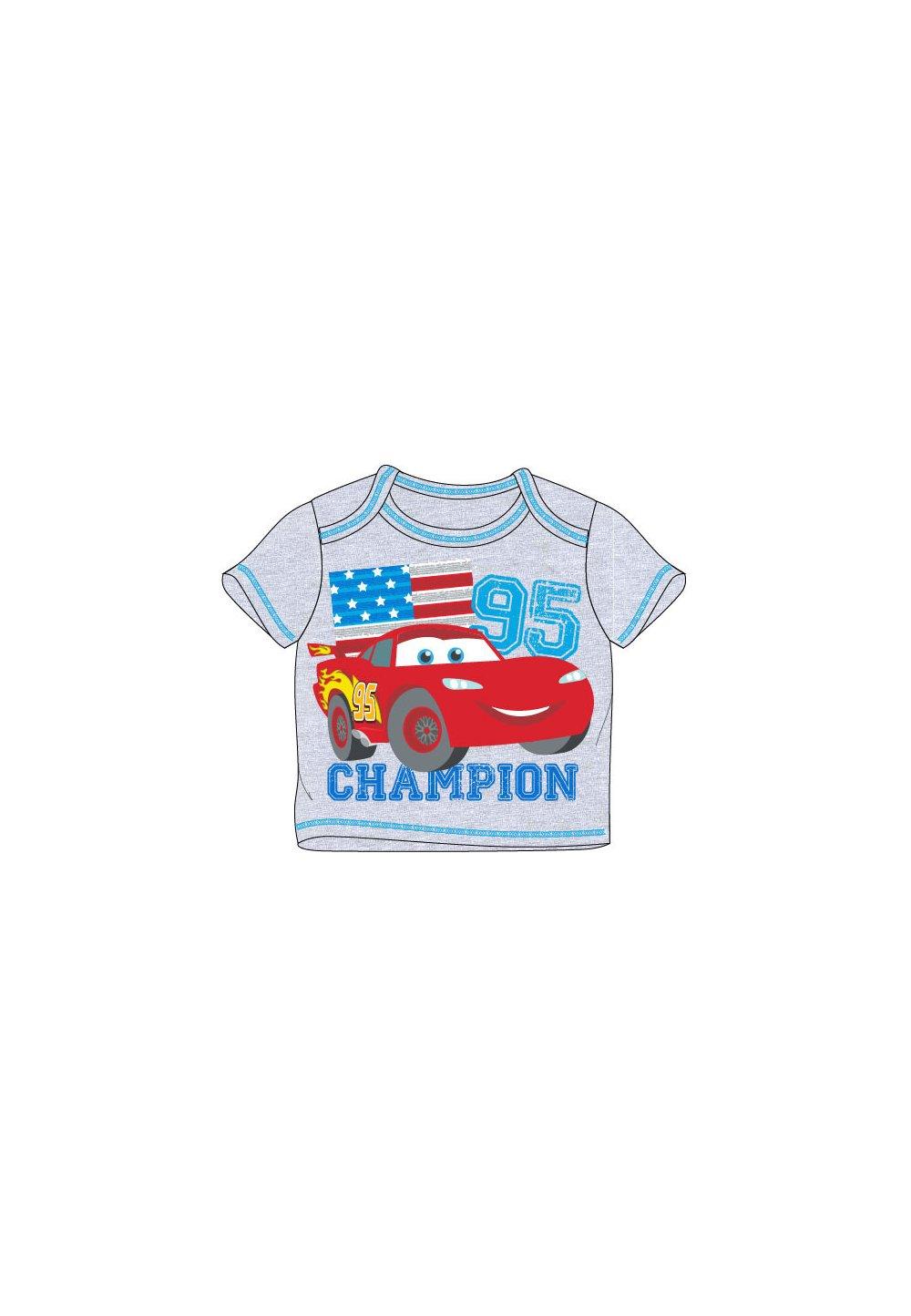 Tricou bebe, Champion, gri imagine