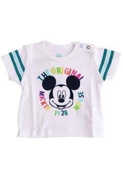 Tricou bebe, Mickey Mouse, The original, alb