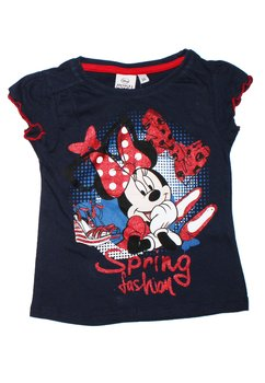 Tricou bluemarin Minnie Mouse, Spring Fashion