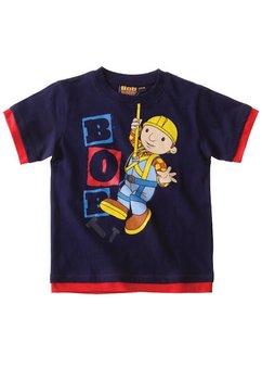 Tricou Bob bleumarin