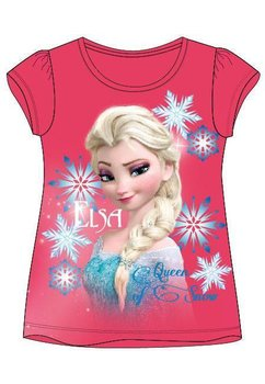 Tricou Elsa, Queen of snow, roz