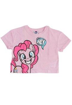 Tricou fete, Hey Pony, roz