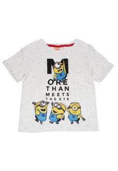 Tricou gri, Minioni, More