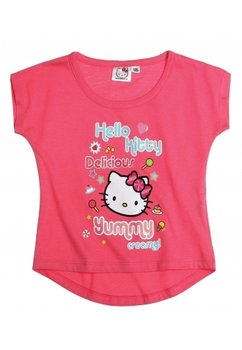 Tricou Hello Kitty delicious pink