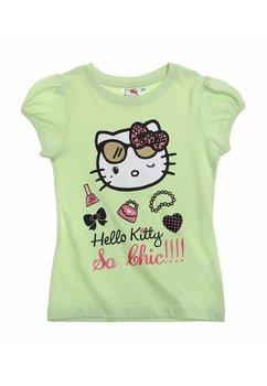 Tricou Hello Kitty verde 4609