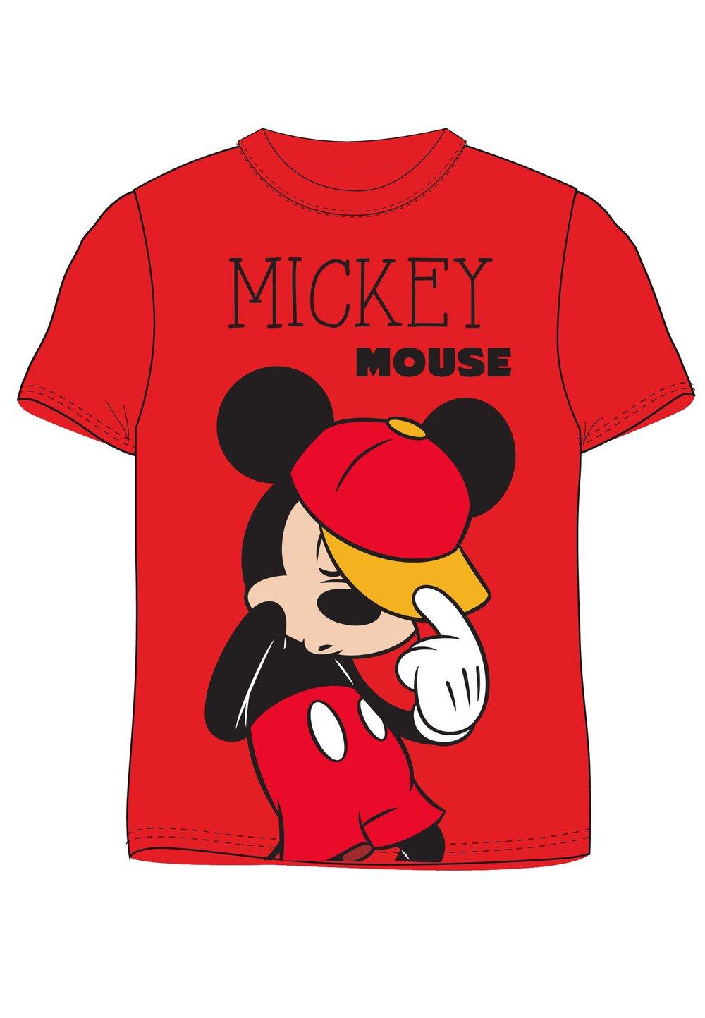 Tricou, Hey Mickey, rosu imagine