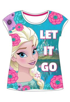 Tricou, Let it be, Elsa, alb