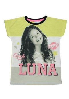 Tricou Luna, Ooops,galben