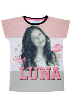 Tricou Luna, Ooops, roz