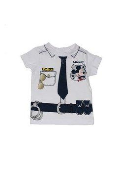 Tricou Mickey alb 4246