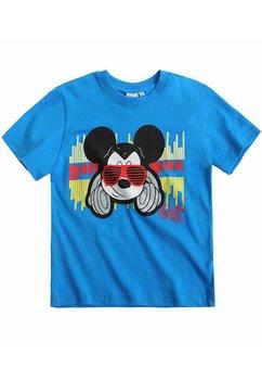 Tricou Mickey albastru 1986