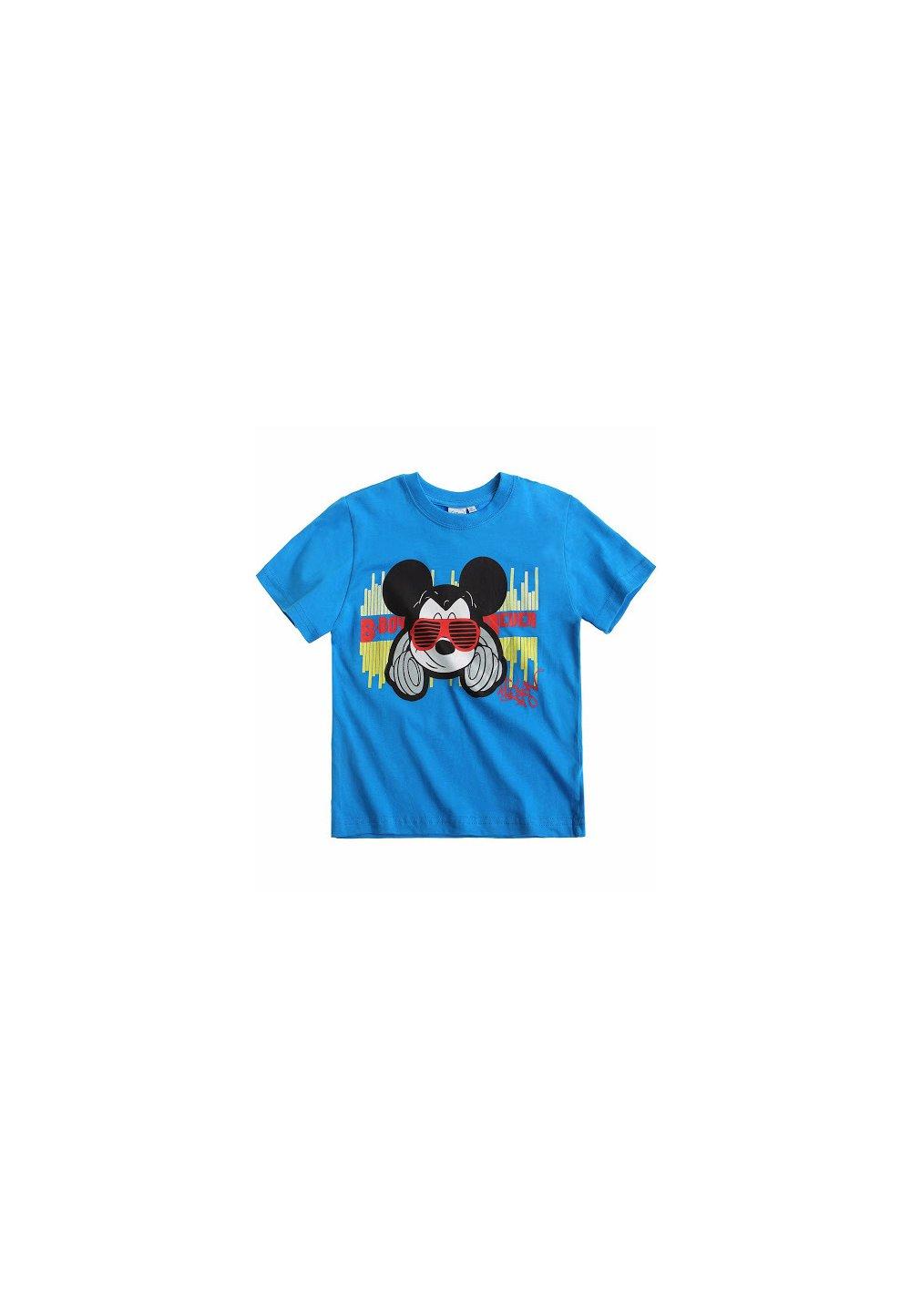 Tricou Mickey albastru 1986 imagine