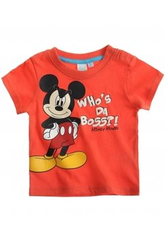 Tricou Mickey Mouse rosu 9274