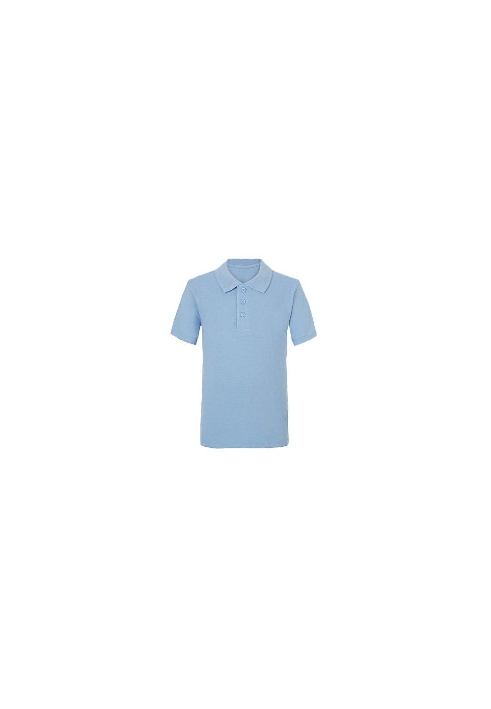 Tricou Polo, Albastru Deschis, Baieti