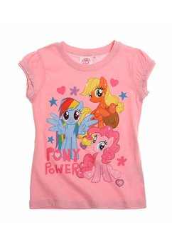 Tricou Pony roz deschis 7088