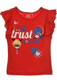 Tricou rosu, Trust yourself