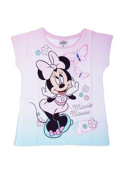 Tricou roz cu fluturasi, Minnie Mouse