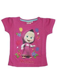 Tricou roz, Masza