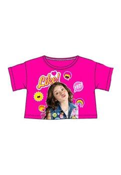 Tricou Soy Luna, Like, roz