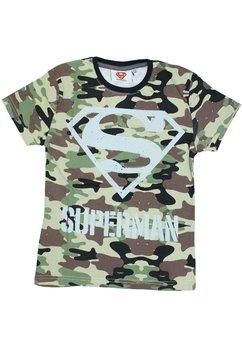Tricou Superman, army
