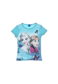 Tricou, turcoaz, Summer chill, Frozen