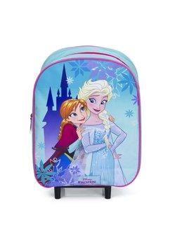 Troller Ana si Elsa, turcoaz, 39 x 30 x 13